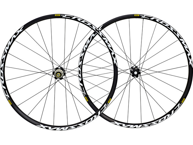"Mavic Crossmax Light Laufradsatz 27,5"" Boost schwarz"